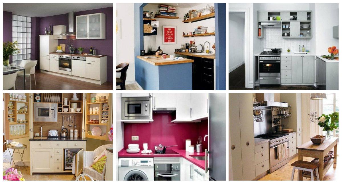 Kako najbolje organizovati malu kuhinju