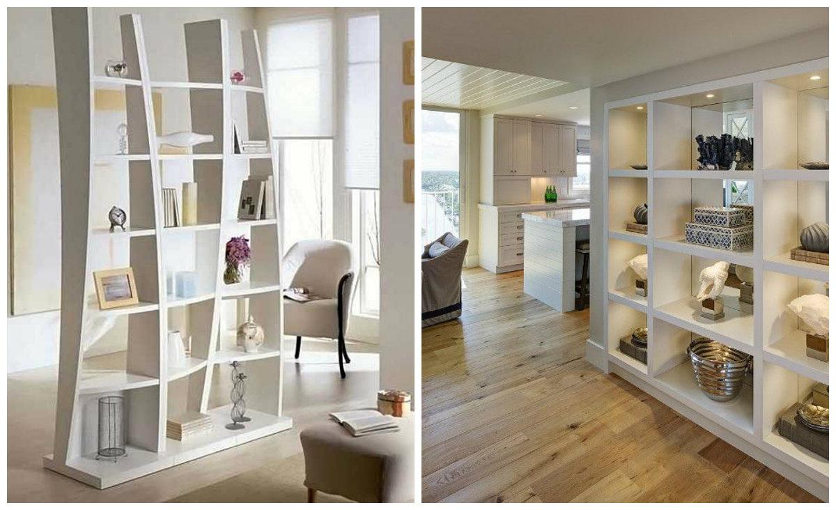 7 ideja kako pregraditi sobe