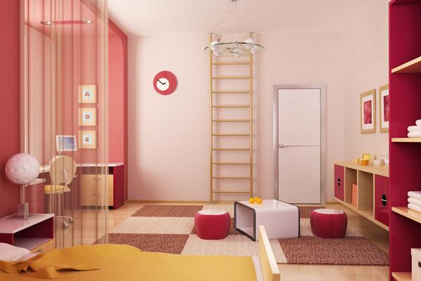 Planirate uređenje dječije sobe?