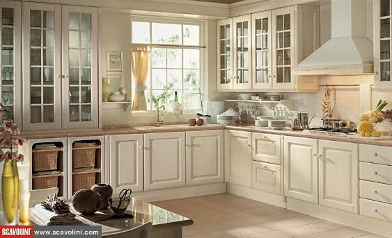 Zavirite u svijet scavolini kuhinja for Foto di case arredate classiche